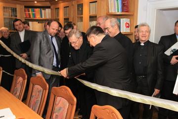 Galeria Instytut Badań Nauczania Papieskiego