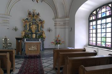 Galeria Kaplica po remoncie