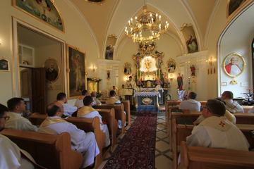 Galeria Rekolekcje rozgłośni katolickich