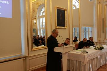Galeria Międzynarodowa Konferencja Ekumenizm - Formacja - Integracja