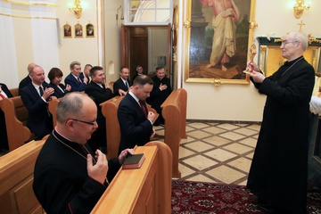 Galeria Prywatna wizyta Prezydenta Andrzeja Dudy