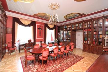 Galeria Sala brązowa