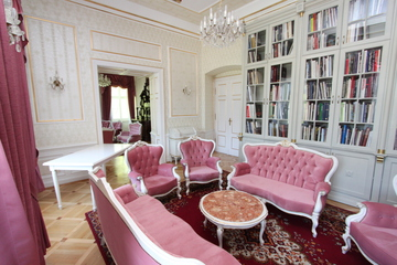 Galeria Sala różowa
